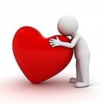 3d_man_love_heart